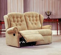 LIncoln two seater recliner sofa