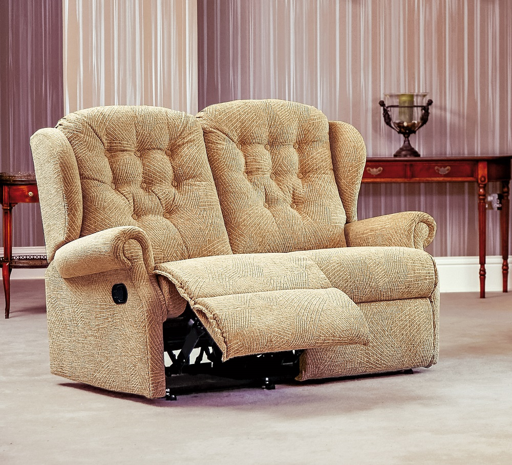 Lincoln Recliner Sofa - Easy Chair Company, Bishop's Stortford