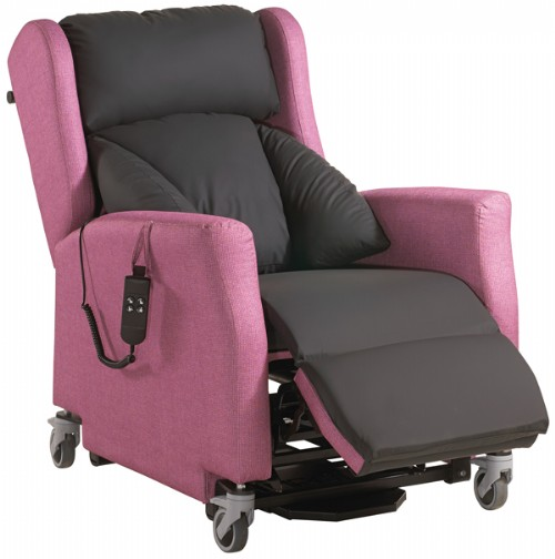 Lexington Dual Motor Tilt In Space Riser Recliner Easy