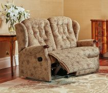 lincoln knuckle recliner sofa