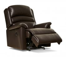 Oslo Recliner leather 2