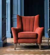 Shoreditch Chair in Bracklyn Auburn